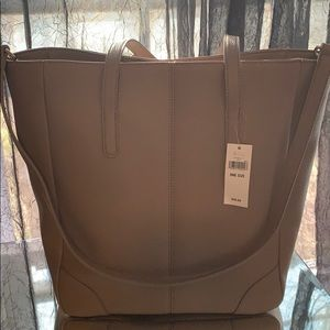 Banana Republic peopled tote